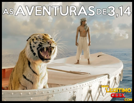 AS AVENTURAS DE PI