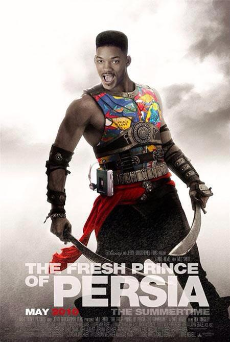 The Fresh Prince of Persia