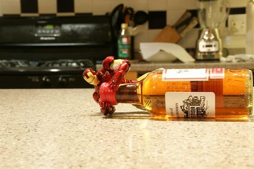 O alcoólatra Homem de Ferro (2)
