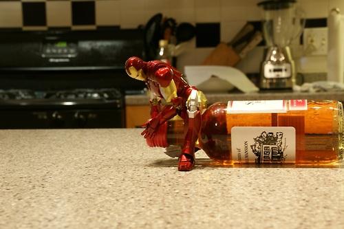 O alcoólatra Homem de Ferro (3)