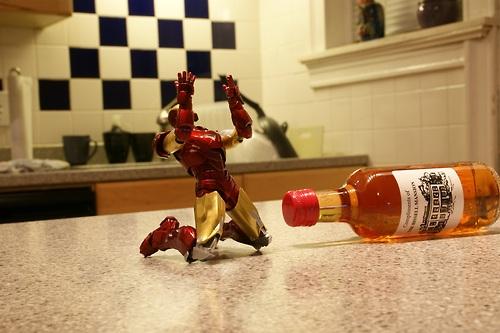 O alcoólatra Homem de Ferro (4)