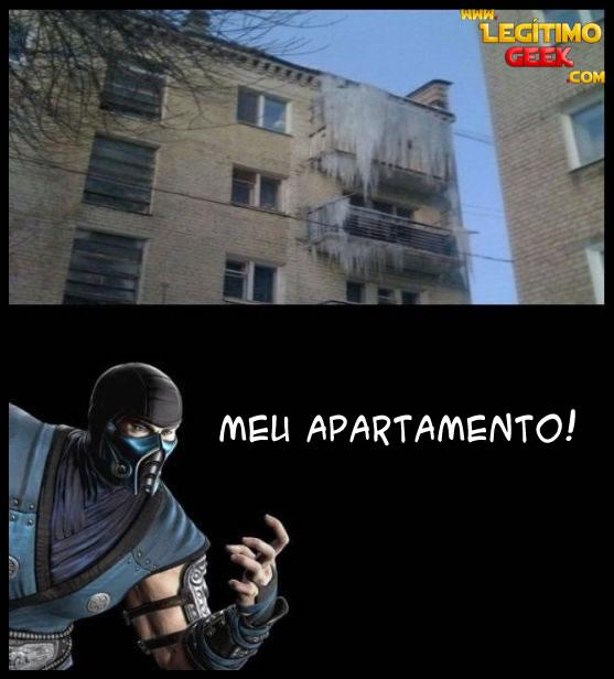 De quem é esse apartamento
