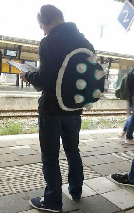 Melhor mochila