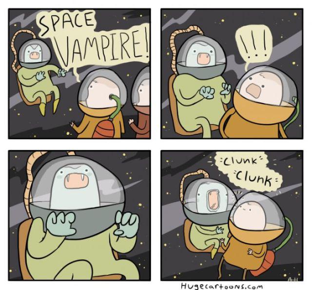 Vampiro do Espaço!!!!!