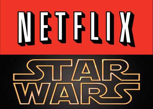 Netflix pode produzir três séries de Star Wars