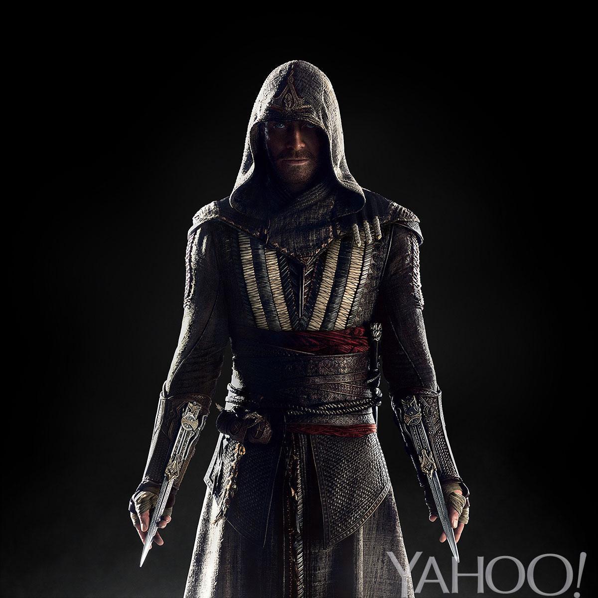 Primeira imagem de Michael Fassbender como protagonista do filme Assassin's Creed