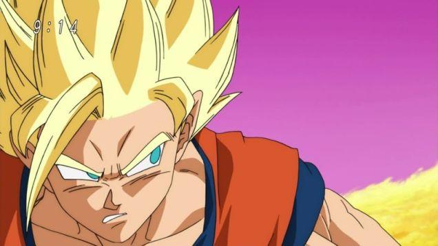 Dragon Ball Super está super mal desenhado
