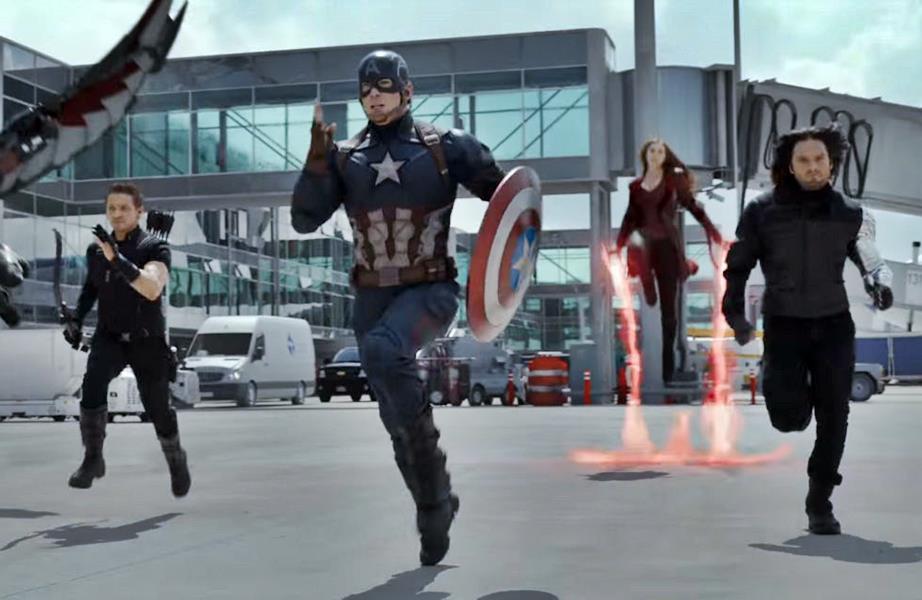 Capitão América: Guerra Civil pode ter três cenas pós créditos
