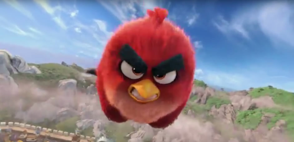 Novo Trailer De Angry Birds: Novo Trailer Internacional Do Filme