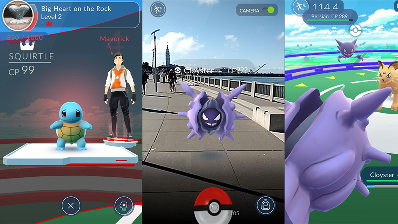 Pokémon Go | Mulher dá tiros de chumbinho em jogadores