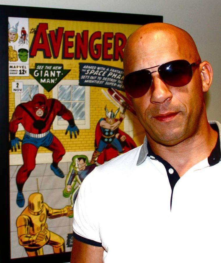Segundo Vin Diesel, Guardiões da Galáxia estarão em Os Vingadores: Guerra Infinita